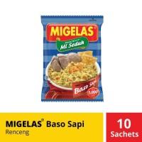 Migelas Baso Sapi Renceng 10 Sachets @28 Gr