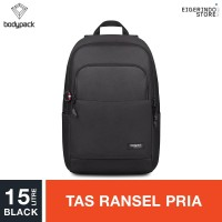 Bodypack Prodigers Convey Basic Daypack - Black 15L