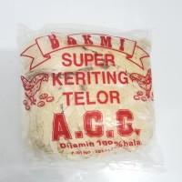 Bakmie Ayam ACC 500gr A.C.C Bakmi Basah