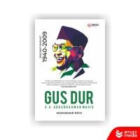 Buku Biografi Gus Dur 1940-2009