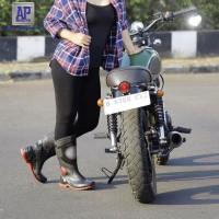 AP BOOT MOTO3 MOTO 3 safety untuk biker / touring no 38-45