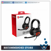 HEADSET MSI IMMERSE GH30 GAMING