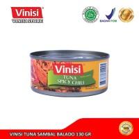 Vinisi Tuna Sambal Balado 130 Gr