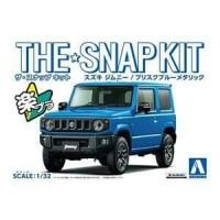 Aoshima snap kit jimny blue