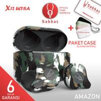 SABBAT X12 Ultra Camouflage Amazon AptX Qualcomm Bluetooth 5.0 TWS