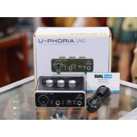 Behringer Uphoria UM2 Audiophile 2x2 Usb Interface - Soundcard UM 2