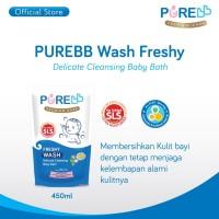 Pure BB Wash Freshy Refill 450ml