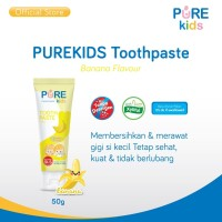 Pure Kids Tooth Paste
