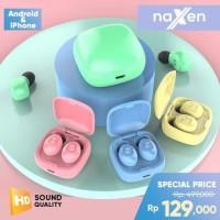 Naxen Headset Earphone Macaron XG12 TWS Bluetooth V5.0
