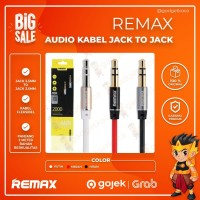 Kabel Aux Audio Jack 3.5mm Remax L200 2 Meter Original
