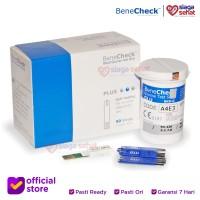 Benecheck - Test Strip Gula Darah ( Alat Kesehatan )