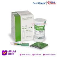 Benecheck - Test Strip Asam Urat ( Alat Kesehatan )