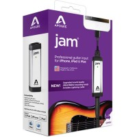 Apogee Electronics JAM 96k Guitar Interface for iOS and Mac with Light