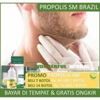 Obat Kelenjar Getah Bening Di Leher 100% Original | Propolis SM Brazil
