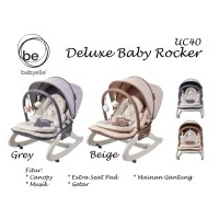 Babyelle UC40 / Rocker / Bouncer / Ayunan Kursi Goyang Bayi Manual