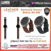 Galaxy Watch 46mm /Gear S3 UAG Italian Leather Watch Strap