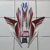 Striping Motor New Vixion 2014 Ungu
