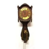 Jam Antik Eropa Orfac FHS bandul 2 buatan Jerman