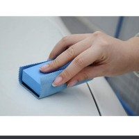 Busa Coating Pad Aplicator 2 sisi - Busa Poles Mobil Serbaguna