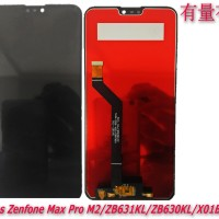 LCD TOUCHSCREEN AZUS ZENFONE MAX PRO M2 - ZB631KL - X01BD - BLACK