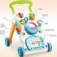 Pb103 Alat Bantu Belajar Jalan Bayi Berjalan Babby Push Walker Bayi