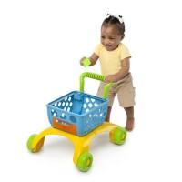Bright Starts 4 In 1 Shop Cook Push Baby Walker Shopping Cart Wkj