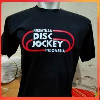 t shirt, kaos,baju DISC JOCKEY DJ