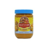 Dale's Farm Crunchy Peanut Butter – Selai Kacang 500gr