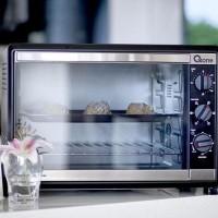 Oven Open Toaster Listrik Serbaguna Microwave 18 Literl Oxone Ox858
