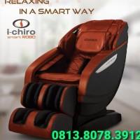 081380783912 Kursi Pijat Advance Ichiro Smart Robo Hs8879 - Oranye