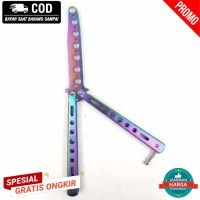 Butterfly Balisong Training Knife - 01