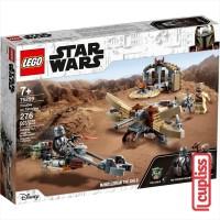 LEGO Star Wars 75299 The Mandalorian Trouble on Tatooine
