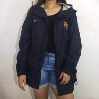 Jaket Bola Nike Barcelona PO-T044