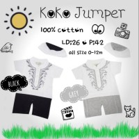 koko jumper/ baby jumpe/ baju koko bayi