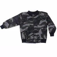 Baju Jaket Anak- Jaket Army 3 - 6 Tahun Jaket Anak Laki Laki/Perempuan