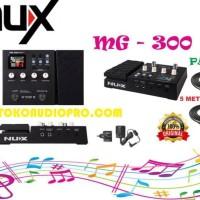 nux mg300 mg 300 mg-300 multi efek gitar murah