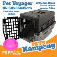 Pet Cargo tas travel tenteng hewan kucing anjing kelinci ayam