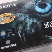 GTX 750 Ti 2GB DDR5 VGA 750Ti OC Gigabyte MSI Asus DKK