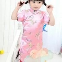 Coengsam / Congsam Anak Perempuan / Baju Imlek Jasmine51