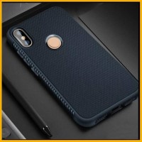 Xiaomi Redmi Note 5 Pro Shockproof Anti Slip Slim Black Matte Case Xia