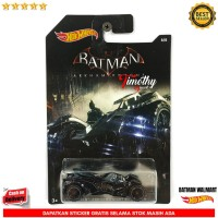 Hot Wheels Batman Arkham Knight Batmobile Walmart Edition