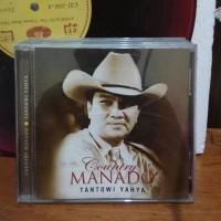 CD MUSIK COUNTRY MANADO TANTOWI YAHYA