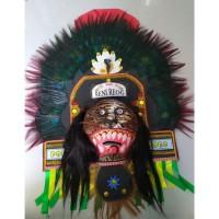 Dijual Topeng Reog Ponorogo Macan Lebih Kuat - Mainan Anak Murah Jawa