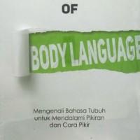 Buku The Master Book Of Body Language - Mengenali Bahasa Tubuh Untuk M