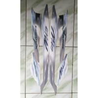 stiker striping yamaha mio sporty 2009 putih
