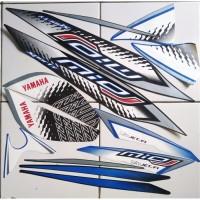 stiker striping yamaha mio j sporty 2013 hitam biru