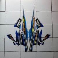sticker yamaha jupiter z 2005 biru