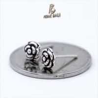 Anting Perak Bali Silver 925 Mawar