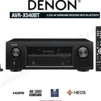 Denon AVR X540 Av receiver amplifier sln Marantz yamaha harman