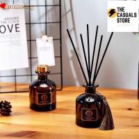 Parfum Ruangan Aroma Terapi Rotan Difusser Parfum Ruangan 50ml - Hilton